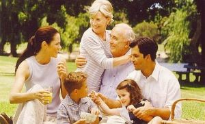 Внутренняя семья 1